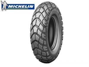 OPONA 10'' 120/90-10 MICHELIN REGGAE 57J DOT17